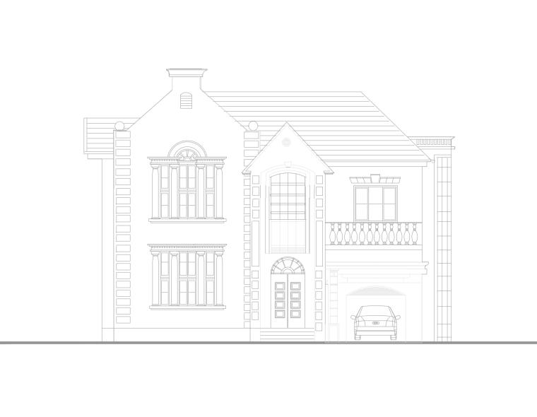 多层住宅整套施工图纸