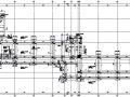 大学框架结构教学楼施工图(CAD,13张)