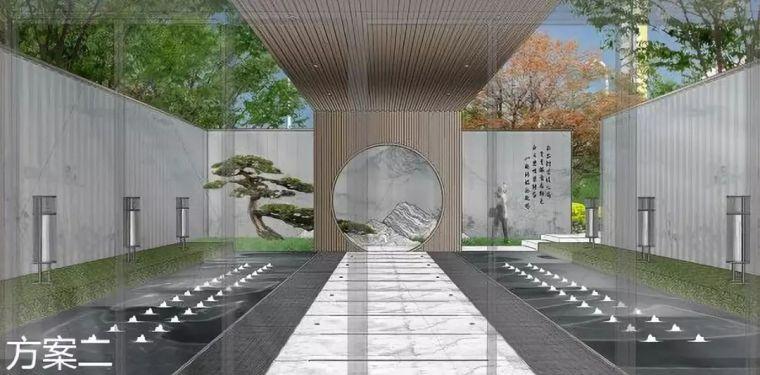 摹绘四季,鎏光鹿影|合肥龙湖春江郦城体验区_29