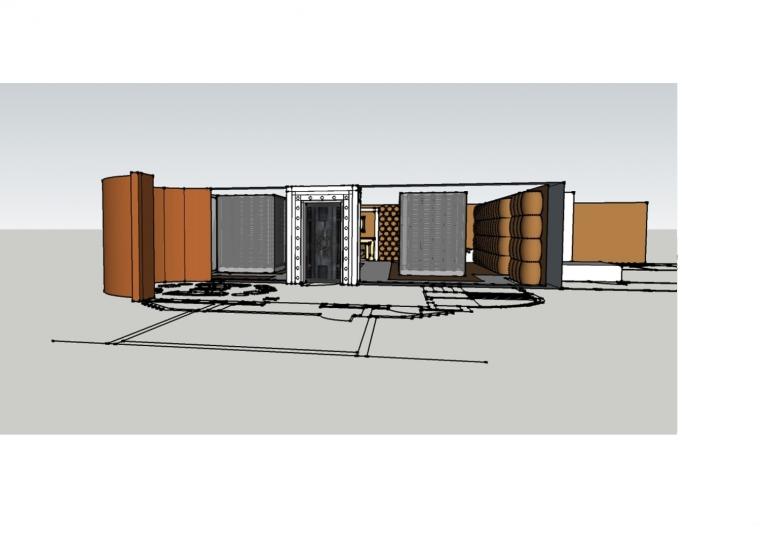 高档典雅红酒展示厅设计方案图-设计图 (26).jpg