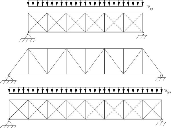 钢桥设计之钢桁架桥讲义总结PPT(101页)