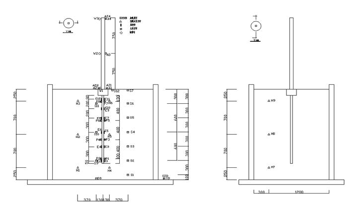 高烈度地震区PHC管桩-土-结构相互作用振动台试验_1