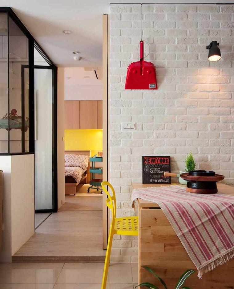 台湾:丰富靓丽的灵动公寓_9