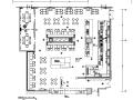 [江苏]万达淮安酒店全日制餐厅设计施工图(附效果图)