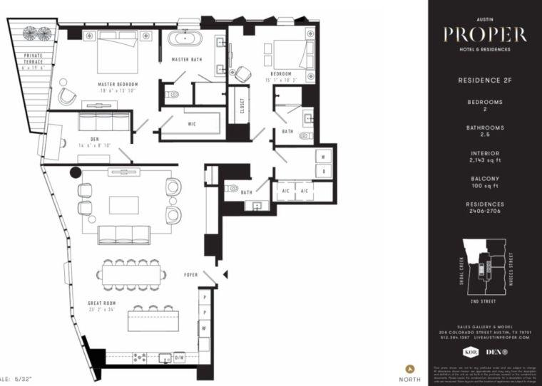 KellyWearstler设计的豪宅样板房,却是这般清新脱俗_21