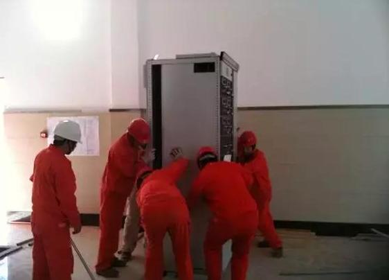 一文搞定开关柜安装、电缆桥架施工、电缆敷设及接线