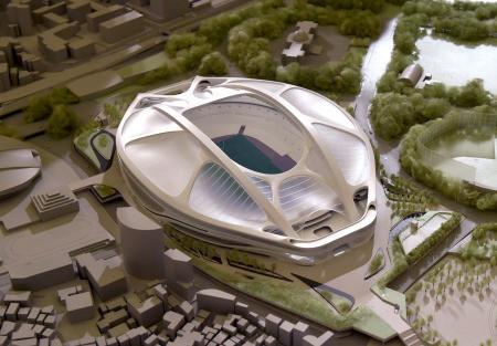 扎哈方案遭退货?安倍晋三宣布彻底修改2020东京奥运场馆方案