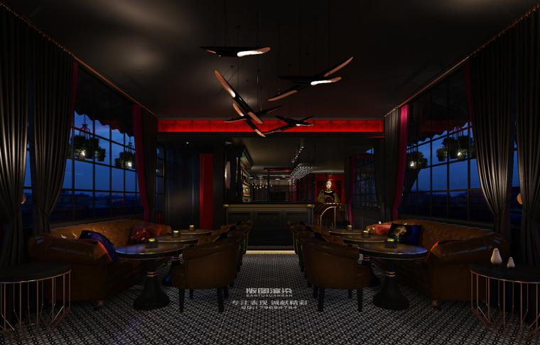 东莞版图效果图表现设计★★★最新销售中心.样板房.餐饮作品-001 (7)