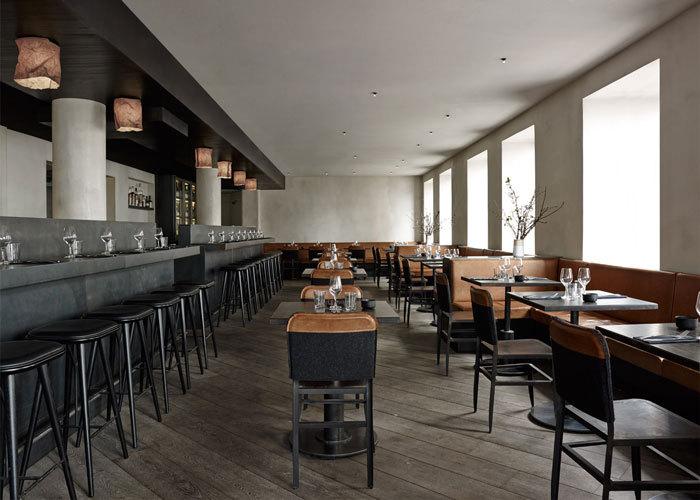 哥本哈根:低调质感的MuslingRestaurant_4
