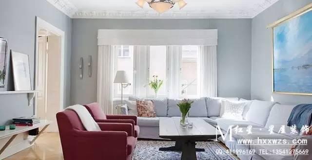 装修色彩搭配的三大技巧 室内装修的赶紧看看!