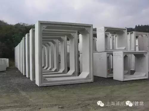 城市综合地下管廊施工预制方法与现浇方法比较