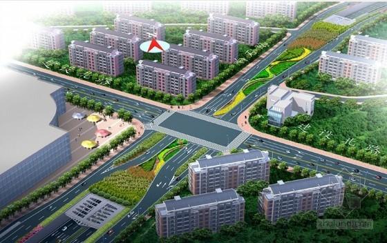 城市道路平面交叉设计方法