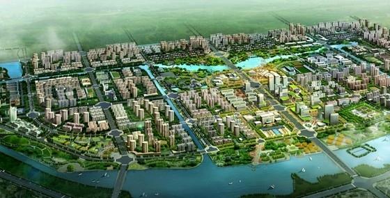 [河北]沿河城市規劃及單體建筑設計方案文本