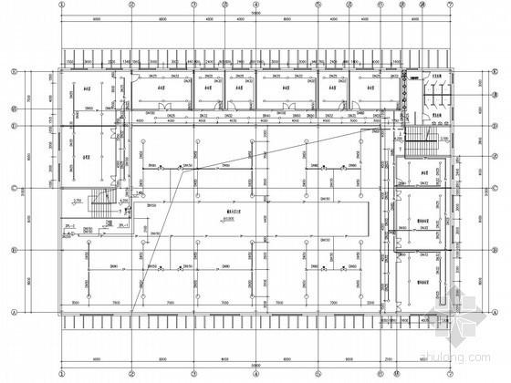 汽车站给排水设计施工图纸