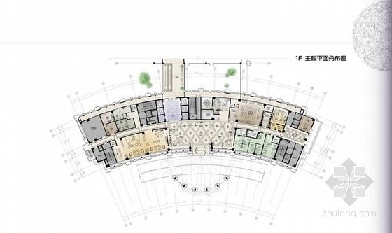 [贵阳]新中式豪华大酒店全套概念文本效果图