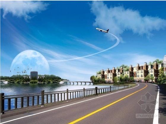 [湖南]40米宽市政道路工程施工组织设计115页(路基路面管线)