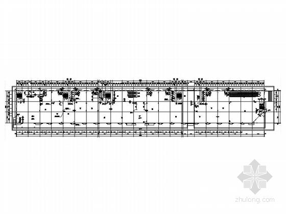 [天津]繁华商业中心环球影视城影院设计施工图(含效果)