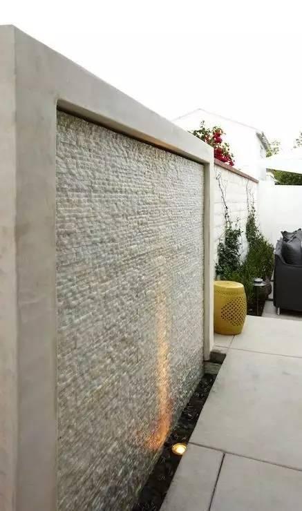渗透在骨子里的中式情怀的景墙,干净、明亮!_29