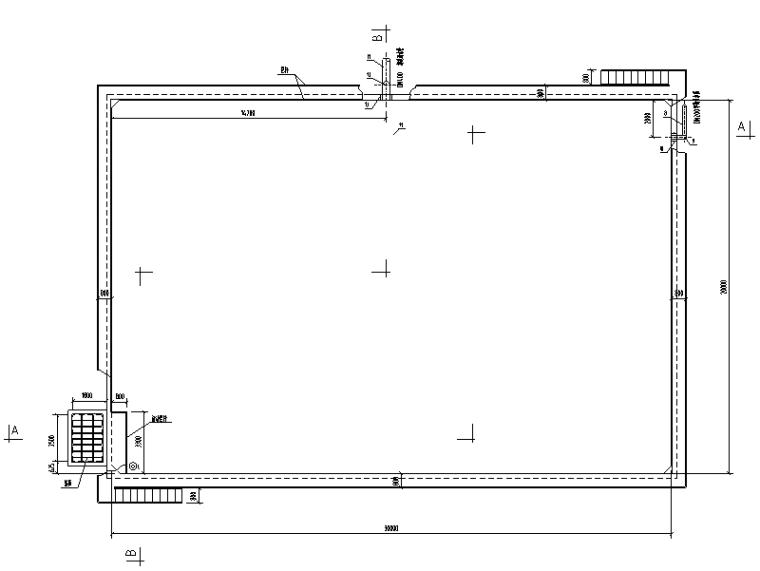 UASB工艺污水处理厂资料下载-日处理水量15000吨污水处理厂工艺图纸