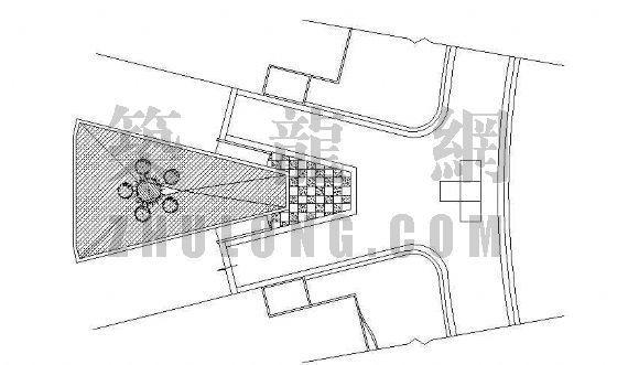 入口花坛详图-2