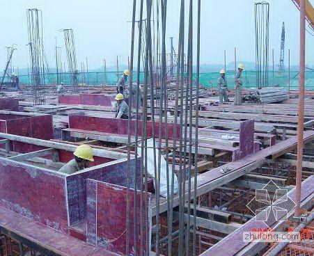 广东某员工宿舍楼施工组织设计(7层 框架 附照片))