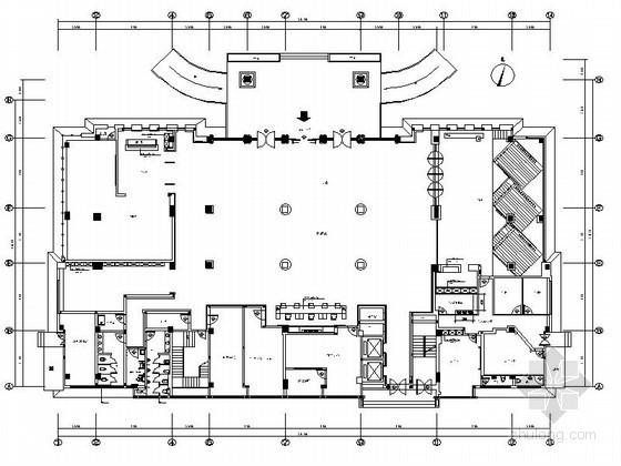 [四川]某疗养康复中心酒店全套施工图