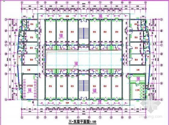 [毕业设计]湖南某宿舍楼预算书及工程量计算