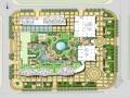 [江苏]巴洛克风格商业建筑景观设计方案(含屋顶花园设计)