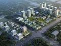 [上海]现代风格节能科技园规划设计方案文本