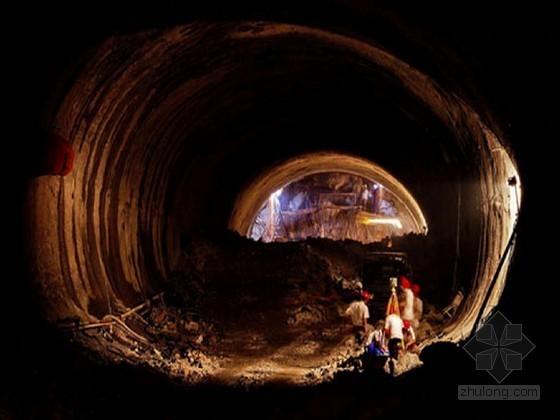 [福建]新奥法铁路有碴轨道隧道土建施工组织设计70页(全断面法明挖法台阶法)