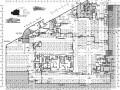 [浙江]大型小区地下人防工程电气施工图纸