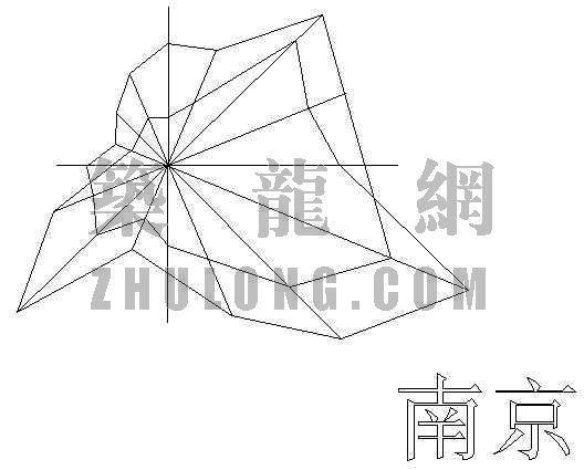 风玫瑰图南京