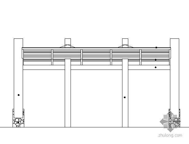 可做花架的不锈钢阳光板车棚