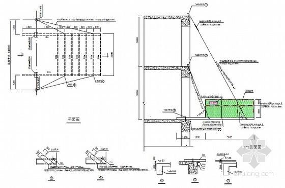 [湖南]高层综合楼双排单立杆落地脚手架施工方案