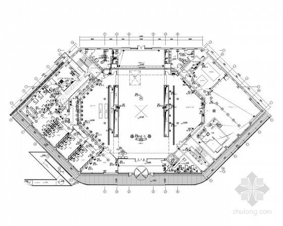 [天津]生态智能住宅小区销售楼全套电气施工图纸(节能分析报告 建议书)