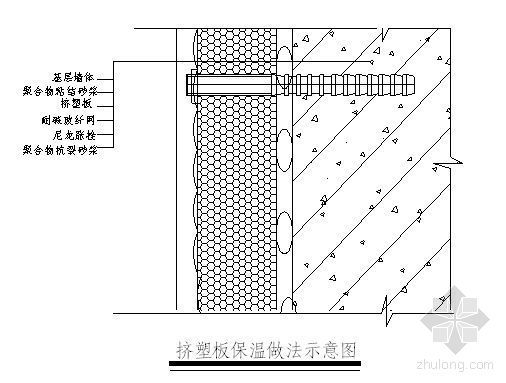 天津某住宅项目外墙外保温施工方案