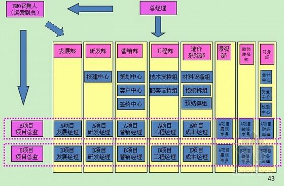 [标杆]房地产企业多域区多项目运营管理体系(共