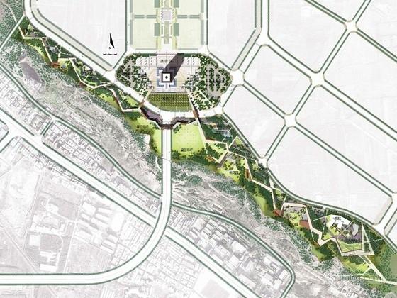 [西安]特色文化园景观规划设计方案(国内知名景观设计公司)