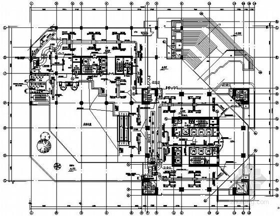 [深圳]超高层商业综合体空调设计施工图