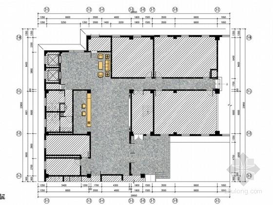ua建筑公司文本资料下载-[北京]建筑公司技术中心现代风格配楼室内设计方案