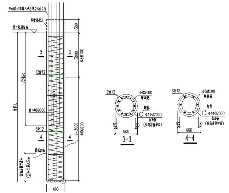 高层住宅塔吊基础及安装专项方案