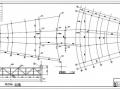 某波浪形钢结构设计图