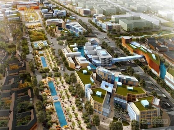 [丽江]城市综合体规划及单体设计方案文本
