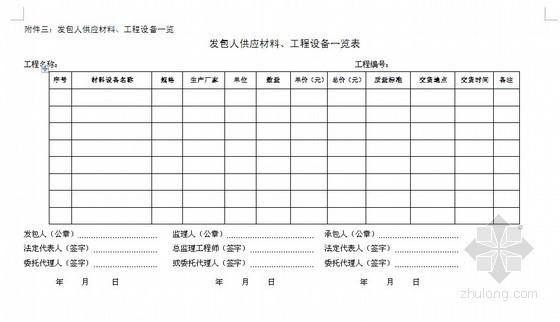 [湖南]2013年综合办公楼土建、安装、装饰装修工程施工协议(固定总价+合同附件格式)
