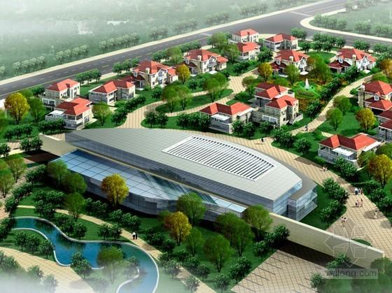 [山东烟台市]某核电专家村规划设计