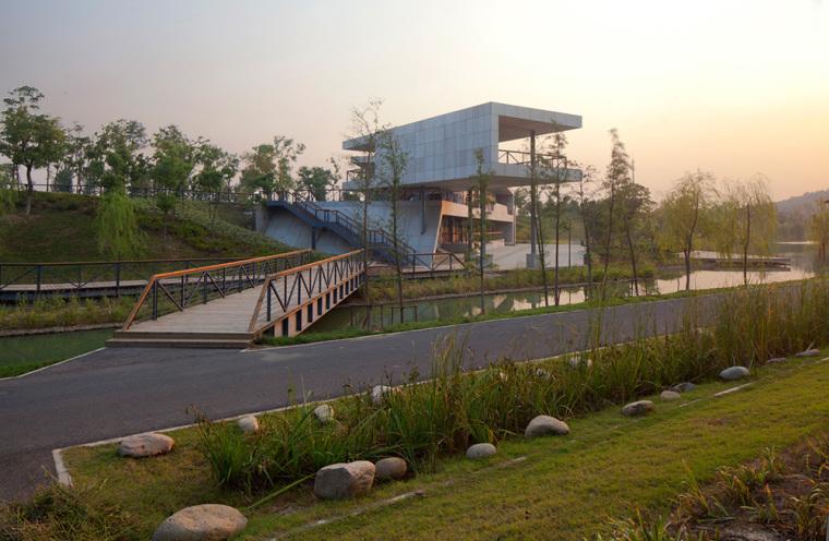 芜湖商务文化中心区中心公园