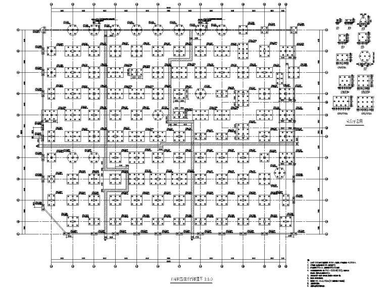 宇宙飞船造型少年宫结构施工图