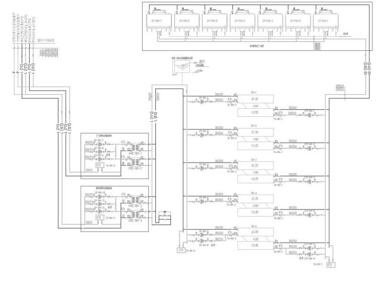 [天津]超高层办公酒店综合体暖通空调全系统设计施工图(632张)_8