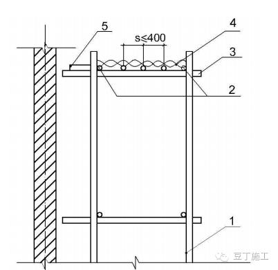 一次搞懂型钢悬挑脚手架施工工艺(含验收)_14