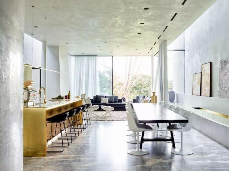 """""""""""自然元素融合""""一位澳大利亚建筑师自宅"""